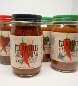 L'il Hotties Foods Superfan Four Pack