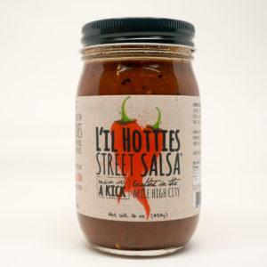 Little Hotties Foods Medium with a Kick salsa