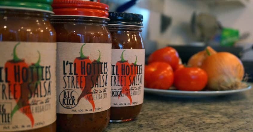 L'il Hotties Street Salsa - all three flavors